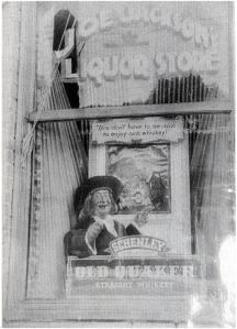 Joe Jackson's Liquor Store (Blackbetsy.com)