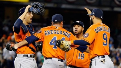The Houston Astros are back. The won the Wild Card game a year ahead of schedule. (www.wdsu.com)